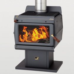 Kent Jindabyne Freestanding Wood Fireplace