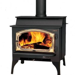 Lopi Liberty Freestanding Wood Fireplace SALE