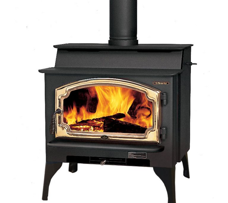 Lopi Liberty Freestanding Wood Fireplace Sale Hawkesbury Heating