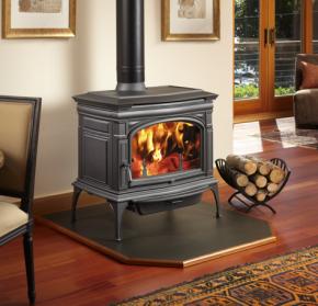Lopi Cape Cod Freestanding Wood Fireplace Sale