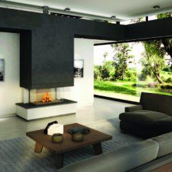 Axis H1200 3V Inbuilt Wood Fireplace