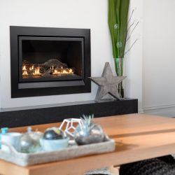 Heatmaster Enviro Inbuilt Gas Fireplace