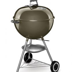Weber Original Kettle Smoke
