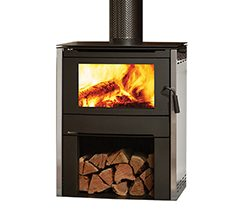 Regency Alterra Freestanding Wood Fireplace