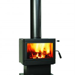Regency Cardinia Freestanding Wood Fireplace
