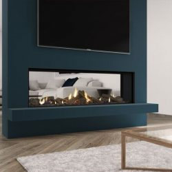Escea DS1400 Inbuilt Gas Fireplace