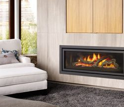 Regency GF1500L Inbuilt Gas Log Fireplace