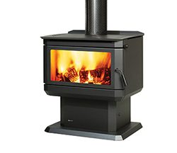 Regency Gosford Freestanding Wood Fireplace
