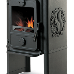Morso 1440 Freestanding Wood Fireplace