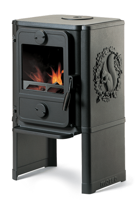 Morso 1440 Freestanding Wood Fireplace - Hawkesbury Heating