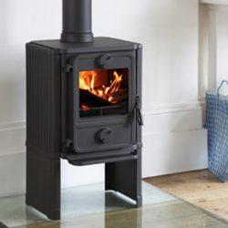 Morso 1440 Freestanding Wood Fireplace