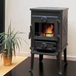 Morso 1410 Freestanding Wood Fireplace