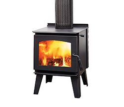 Regency Narrabri Freestanding Wood Fireplace
