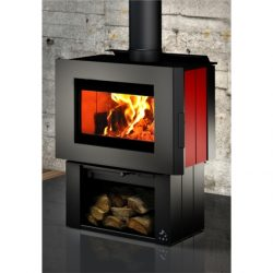Osburn Soho Freestanding Wood Fireplace