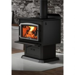 Osburn 2000 Freestanding Wood Fireplace