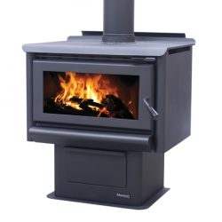 Masport Redwood Freestanding Wood Fireplace