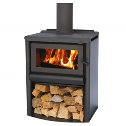 Masport R5000WS Freestanding Wood Fireplace