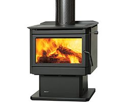 Regency Renmark Freestanding Wood Fireplace