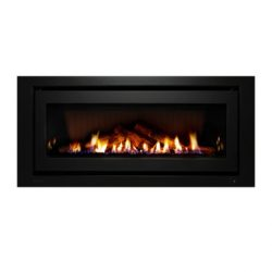 Rinnai 1250 Inbuilt Gas Fireplace