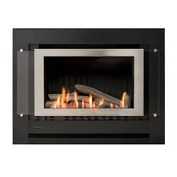 Rinnai Sapphire Inbuilt Gas Fireplace