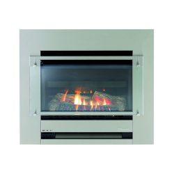 Rinnai Slimfire Inbuilt Gas Fireplace