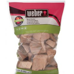 Weber Apple Firespice Smoking Chunks