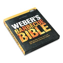 Weber's BBQ Bible Cookbook