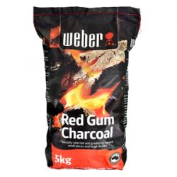 Weber Red Gum Charcoal