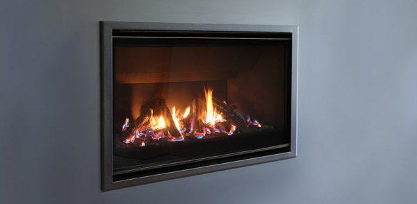 Escea Df960 Inbuilt Gas Fireplace Sale Hawkesbury Heating