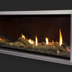 Escea DX1000 Inbuilt Gas Fireplace