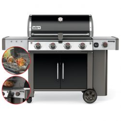 Weber Genesis II LX E440 Premium Gas BBQ SALE