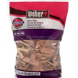 Weber Mesquite Firespice Smoking Wood Chips