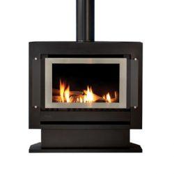 Rinnai Sapphire Freestanding Gas Fireplace
