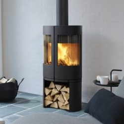 Morso 6643 Freestanding Wood Fireplace