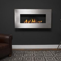 Icon Nero 1150 Wall Fire