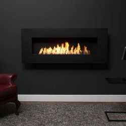 Icon Nero 1450 Wall Fire