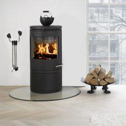 Morso 7642 Freestanding Wood Fireplace