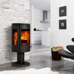 Morso 7948 Freestanding Wood Fireplace