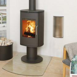 Morso 8148 Freestanding Wood Fireplace