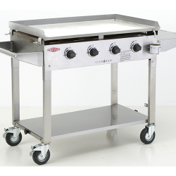 Beefeater Discovery Clubman 4 Burner Stainless Steel