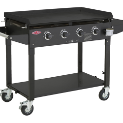 Beefeater Discovery Clubman 4 Burner Black
