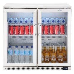 Beefeater 190L Double Door Outdoor Display Fridge