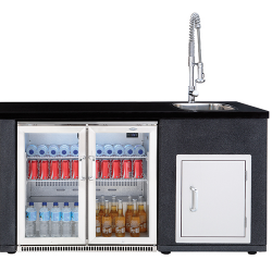 Beefeater Artisan Outdoor Kitchen Fridge Module