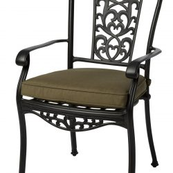Melton Craft Balwyn Cast Aluminium Chair