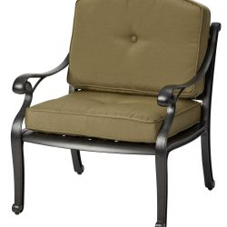 Melton Craft Nassau Deep Seat Club Chair