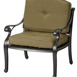 Melton Craft Nassau Deep Seat Club Chair