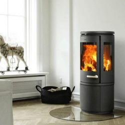 Morso 7943 Freestanding Wood Fireplace