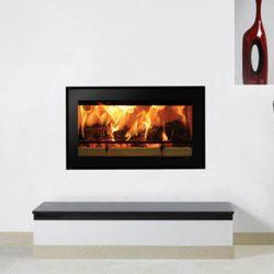 Stovax Riva Studio 1 Inbuilt Wood Heater