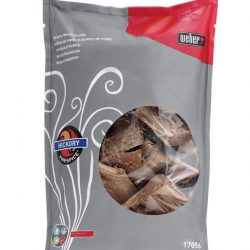 Weber Hickory Firespice Smoking Wood Chunks