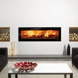 Stovax Riva Studio 3 Inbuilt Wood Heater